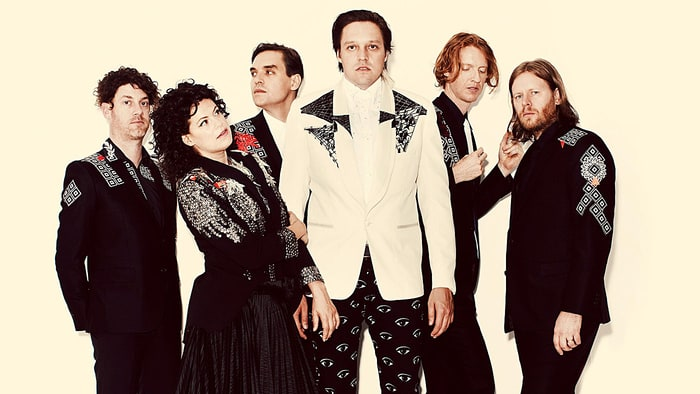 Hire Arcade Fire