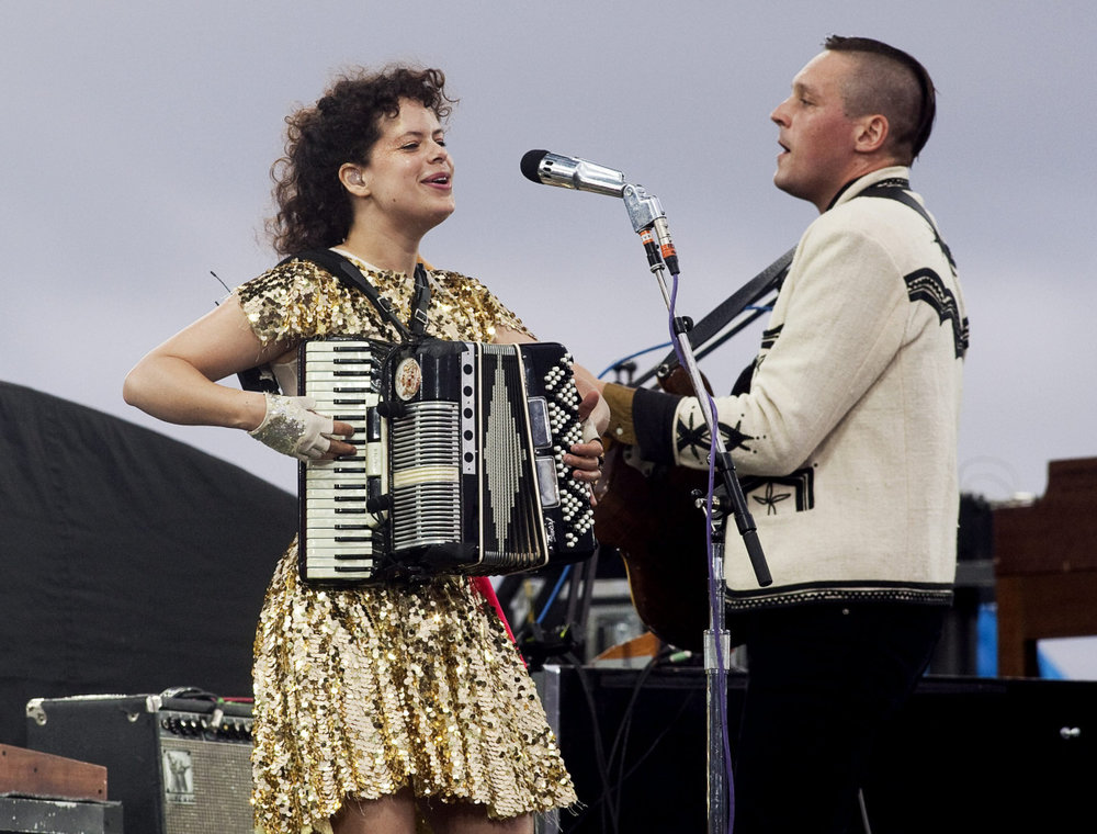 Arcade Fire Booking