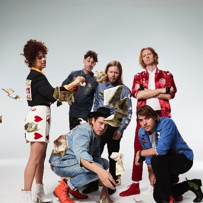 Arcade Fire for Events