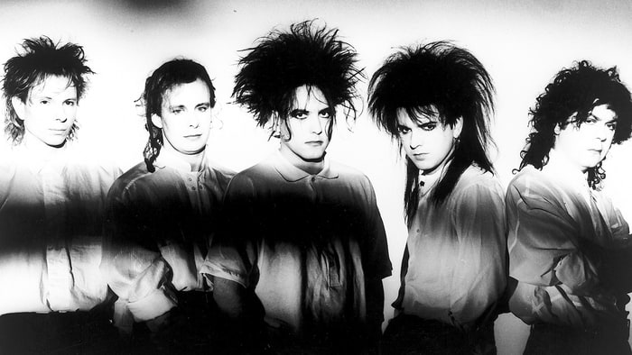 The Cure Booking
