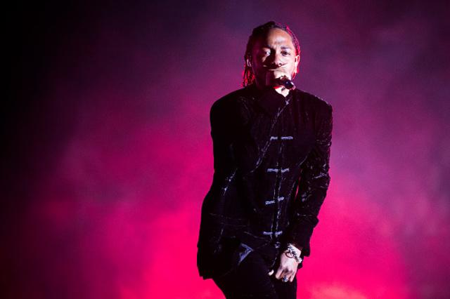 Kendrick Lamar Booking