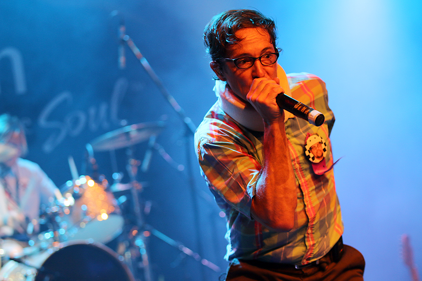 The Spazmatics Band for Events