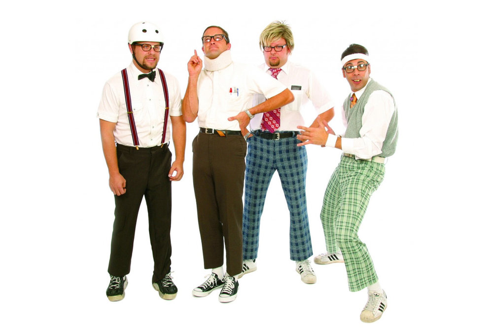 Book The Spazmatics