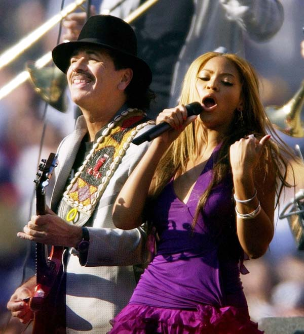 Carlos Santana for Events