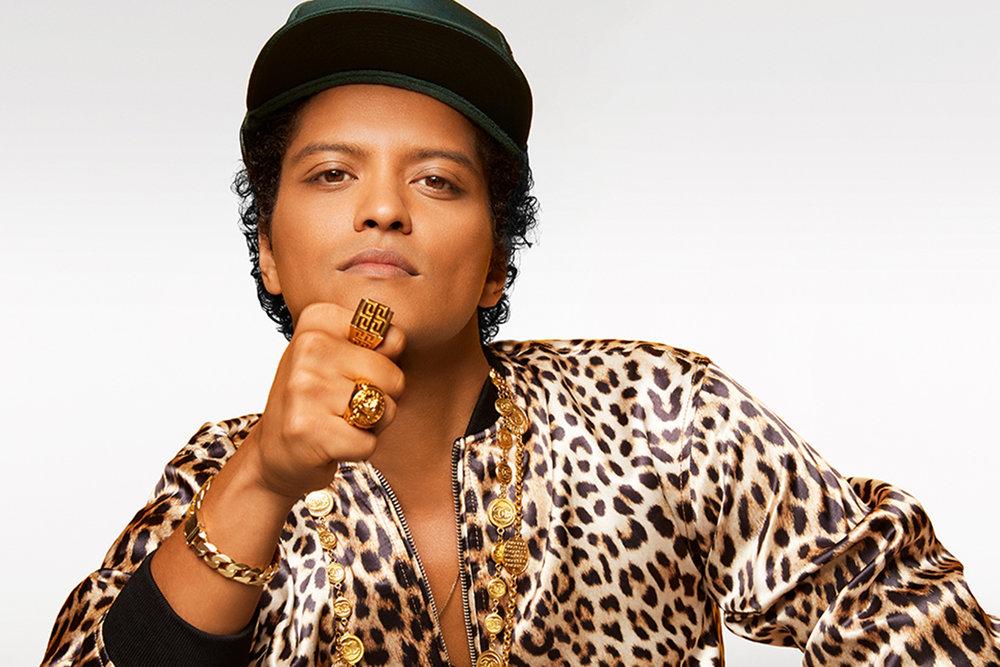 Hire Bruno Mars