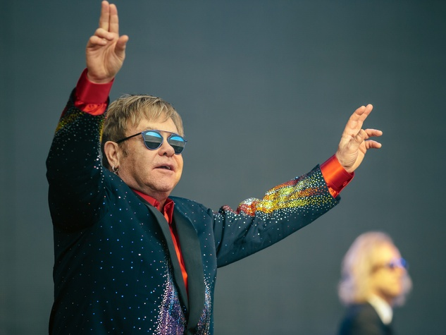 Hire Elton John for Corporate Events
