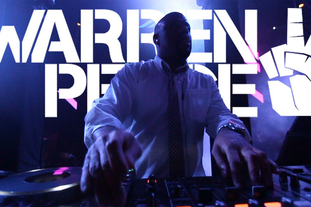 DJ Warren Peace, Top Corporate DJ