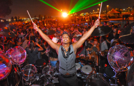 Hire DJ RaviDrums for Corporate Events