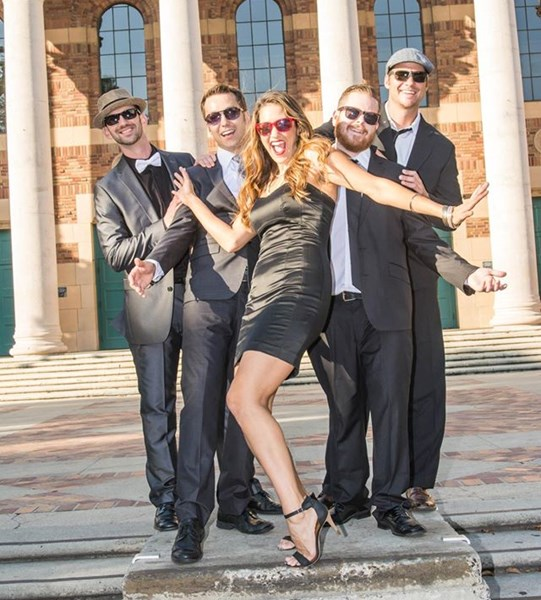 Top Live Bands for Weddings Sacramento