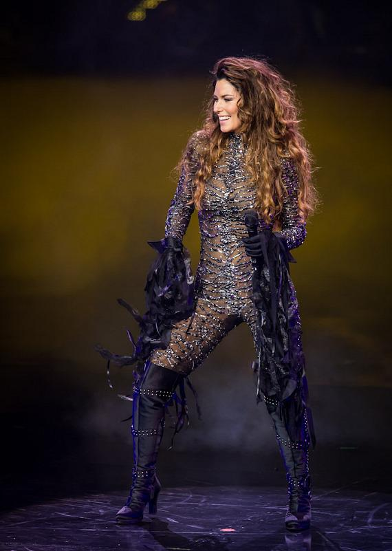 Shania Twain Booking