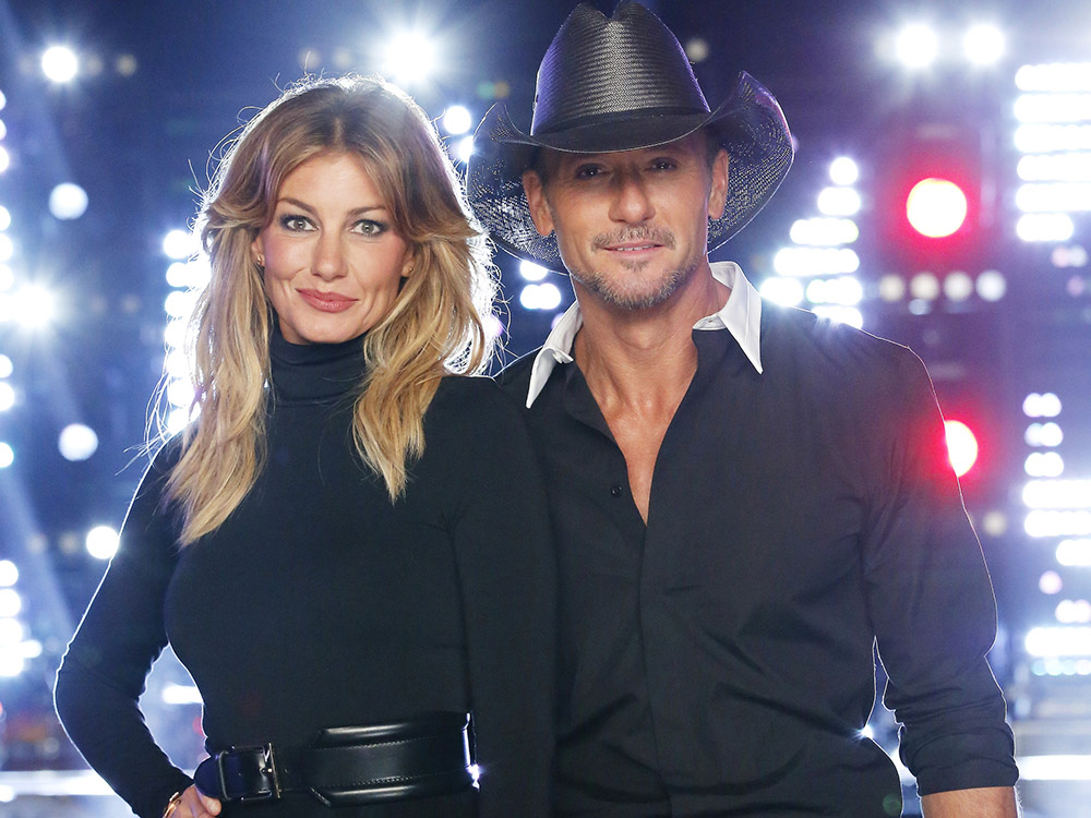 Faith Hill, Top Country Artist for Events