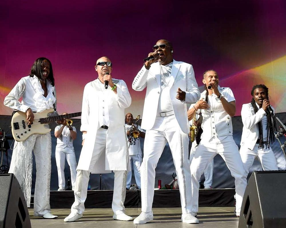 Earth Wind and Fire Booking