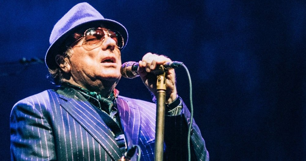 Hire Van Morrison for Events