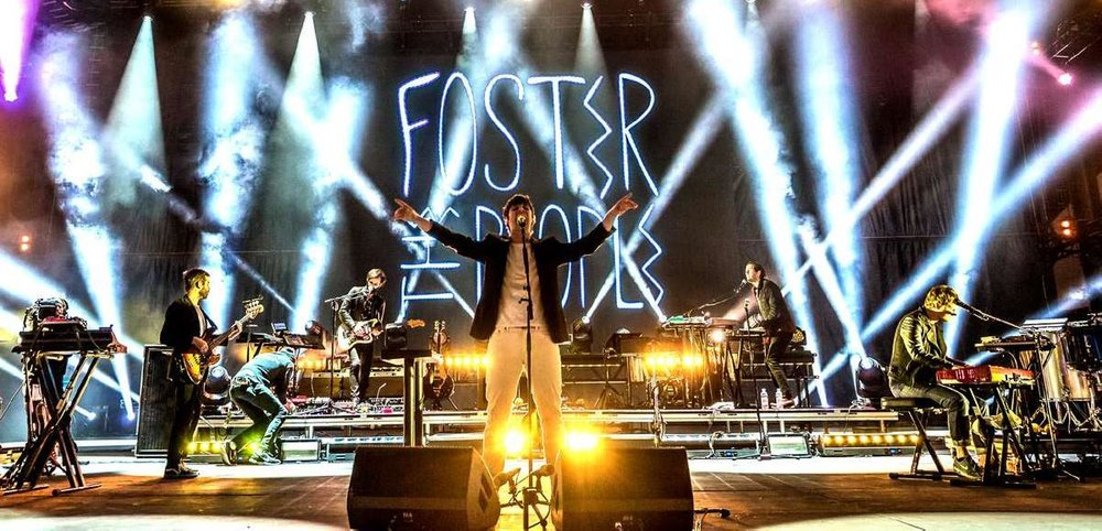 Foster The People Booking