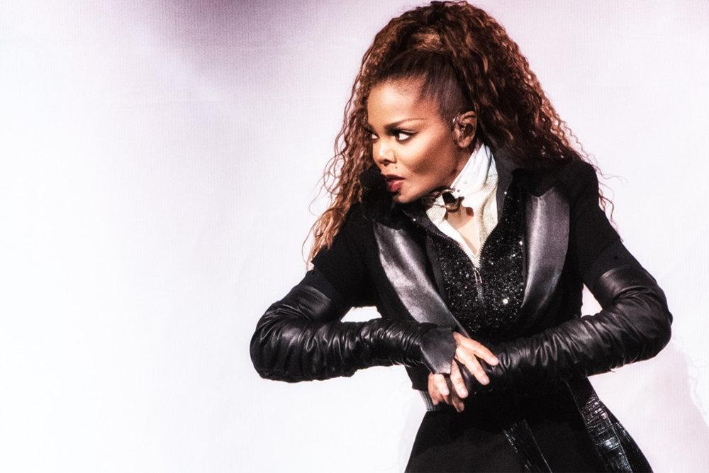 Hire Janet Jackson