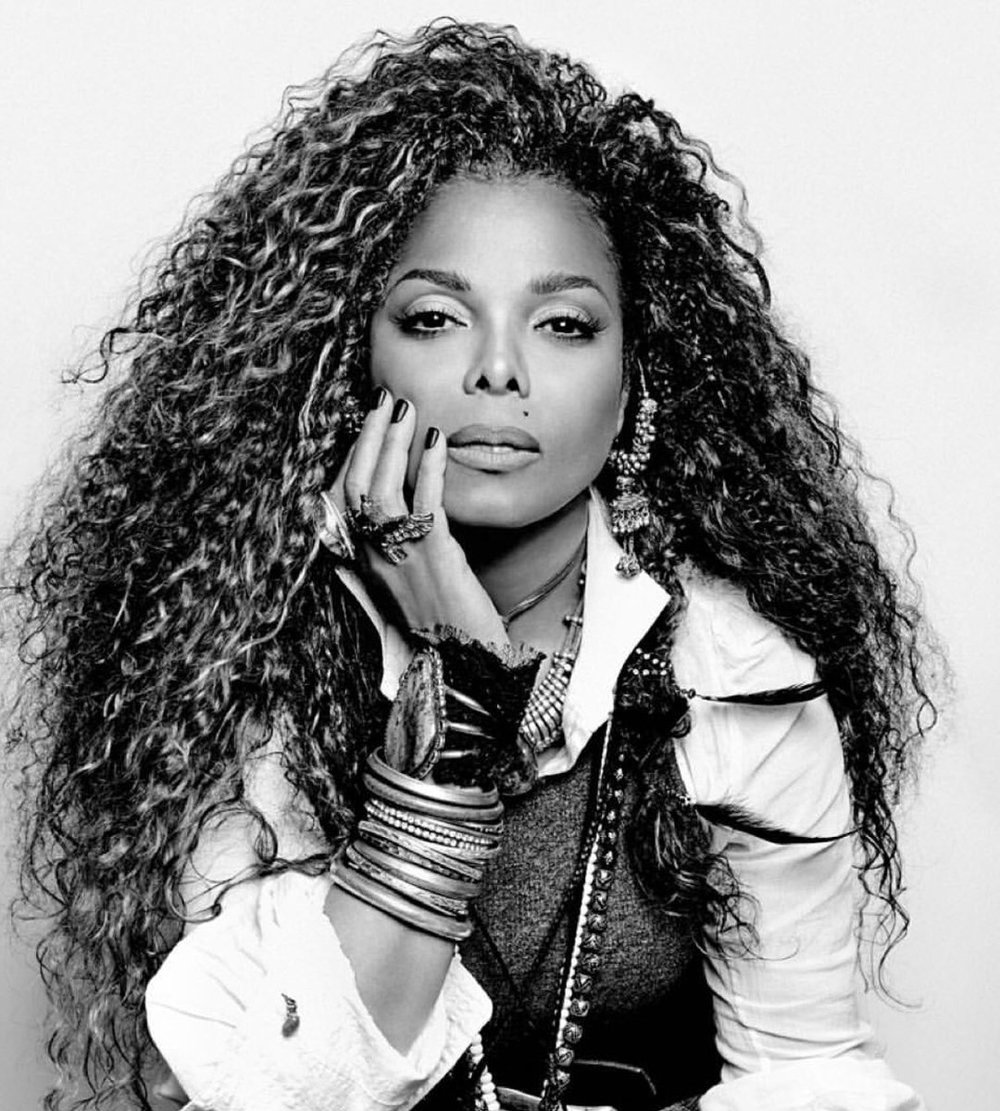 Janet Jackson Booking