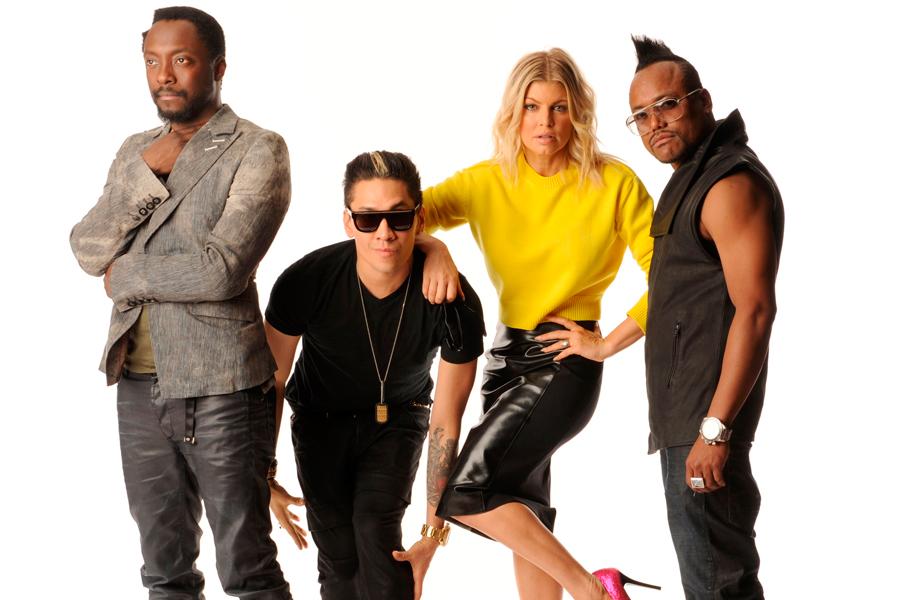 Hire Black Eyed Peas