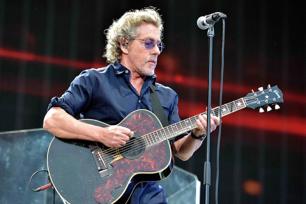 Roger Daltrey, Best Rock Band for Events