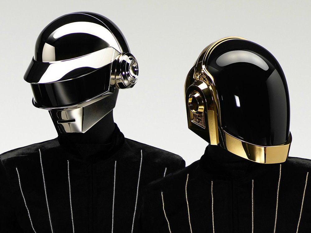 Daft Punk Booking