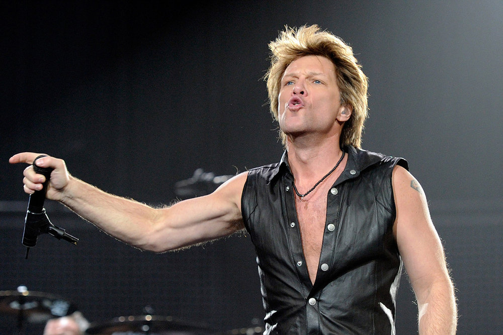 Hire Bon Jovi