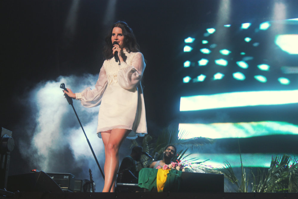 Lana Del Rey for Events