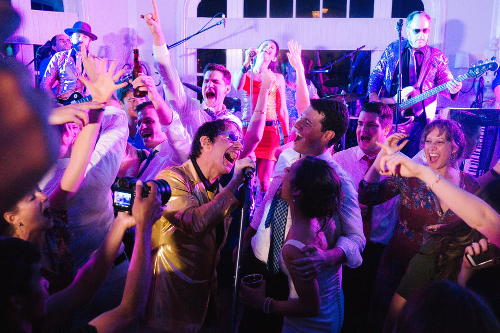 Top Cover Bands for Weddings