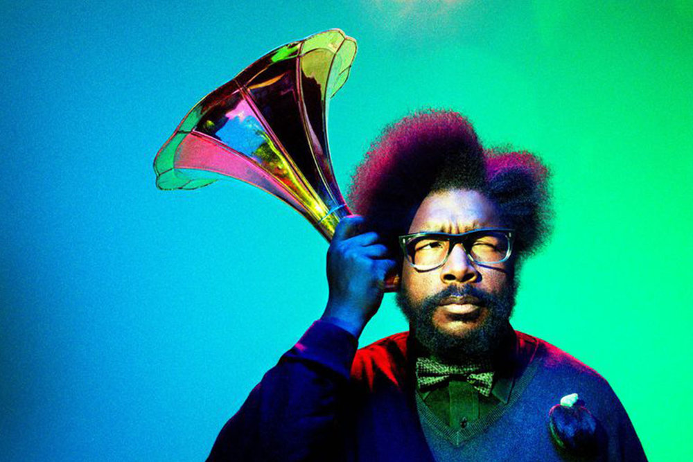 Hire Questlove