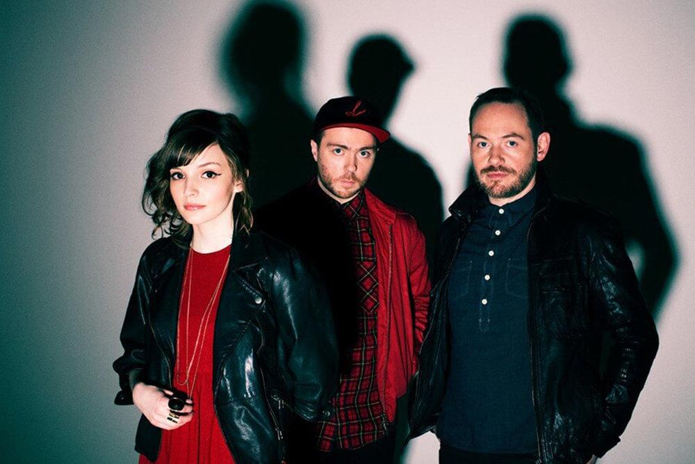 Hire Chvrches