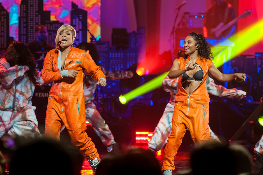 TLC Best Female Hip Hop Artists