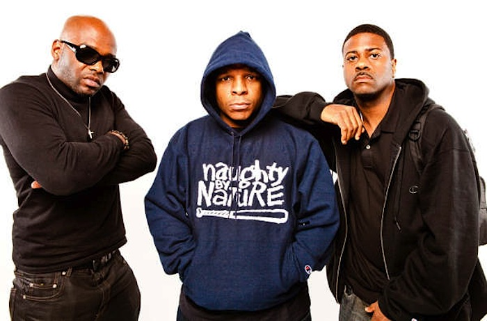 Naughty By Nature Booking