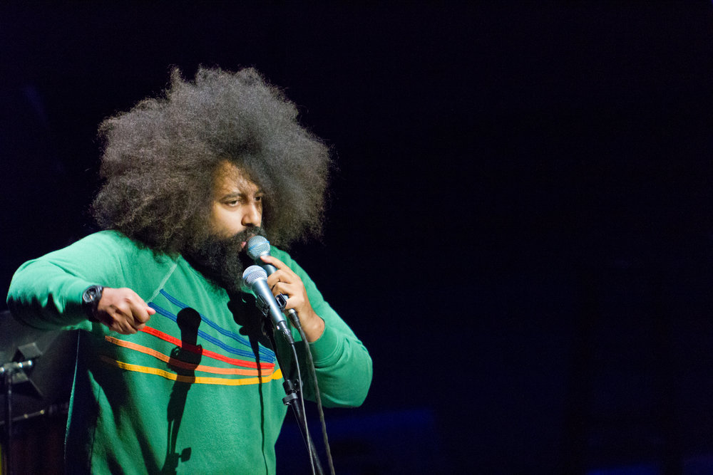 Reggie Watts Booking