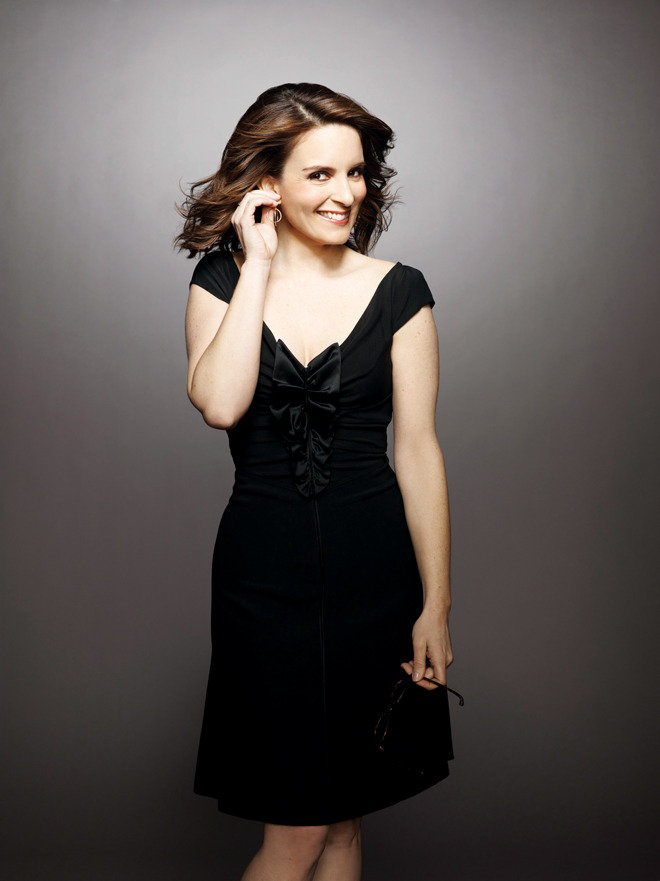 Tina Fey Booking