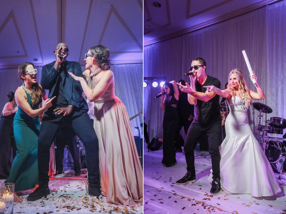The est Live Bands for Weddings