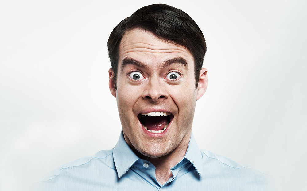 Bill Hader for Events