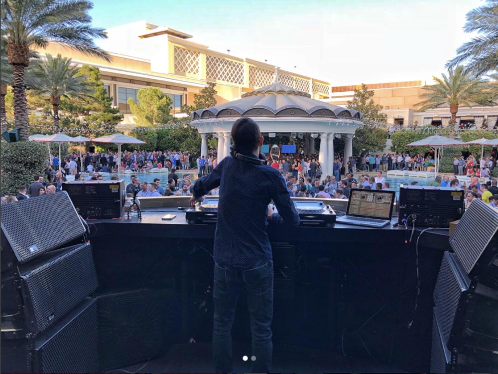 Best Club DJ's Las Vegas