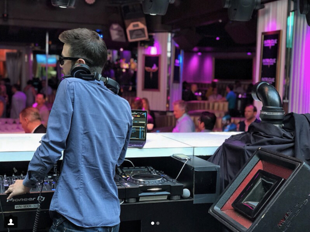 Hire Freddy B, the Top DJ in Las Vegas
