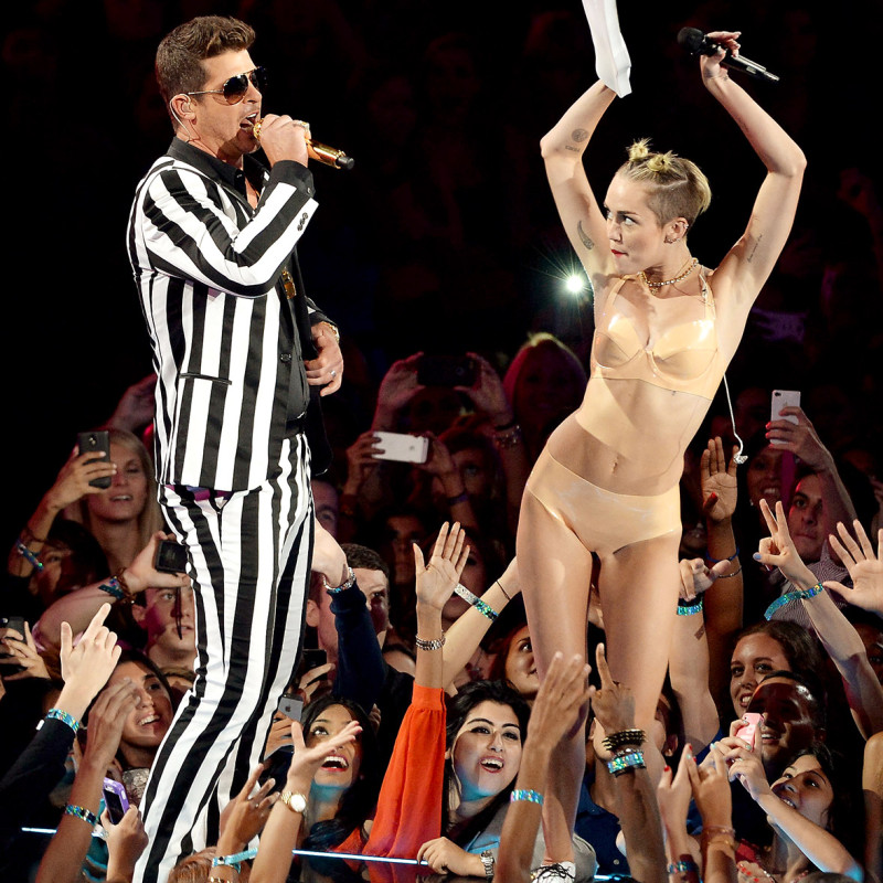 Robin Thicke, Best Pop Artist for Events