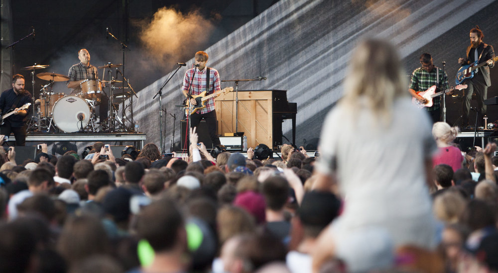 Death Cab for Cutie, Best Corporate Rock Band