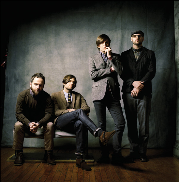 Death Cab for Cutie Booking