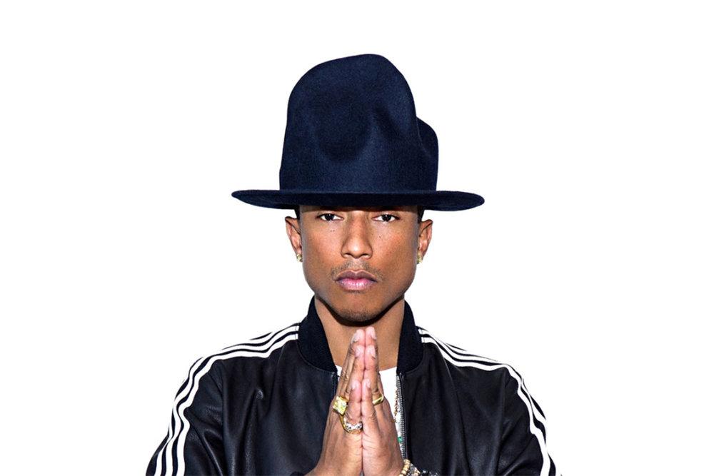 Hire Pharrell Williams
