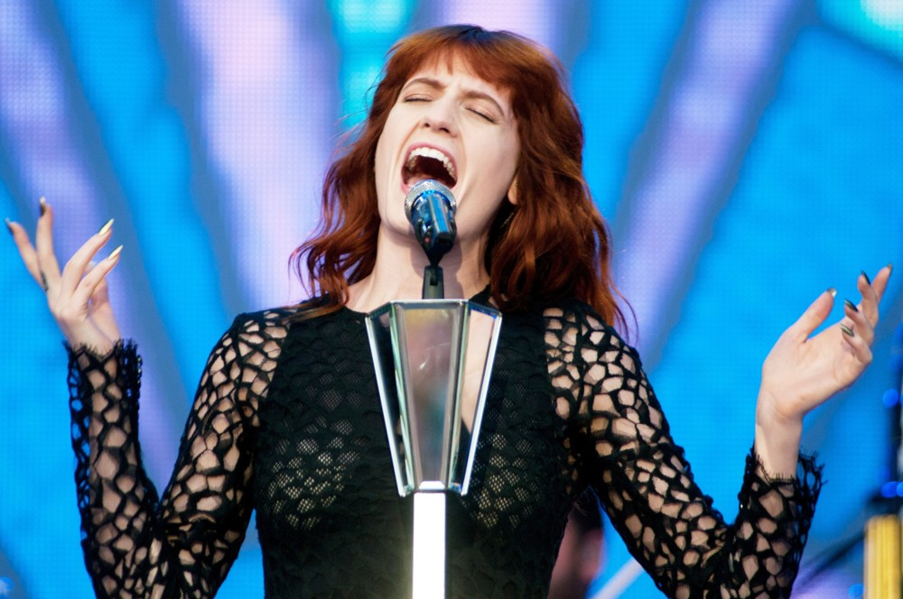 Hire Florence and The Machine