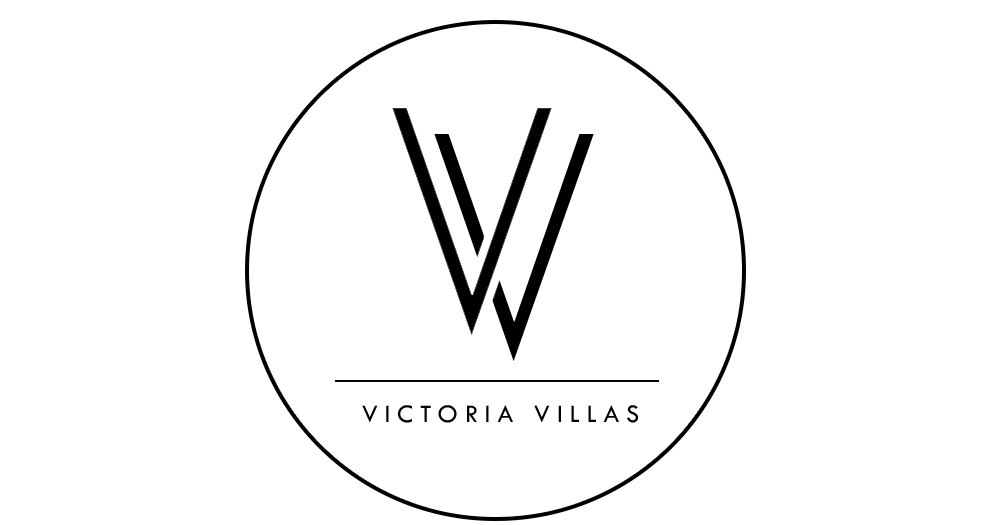 Victoria Villas Logo - Beautiful Villas in Seminyak Bali Indonesia