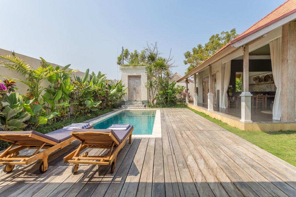 Villa moroccan, 2 bedroom -Rustic elegance.