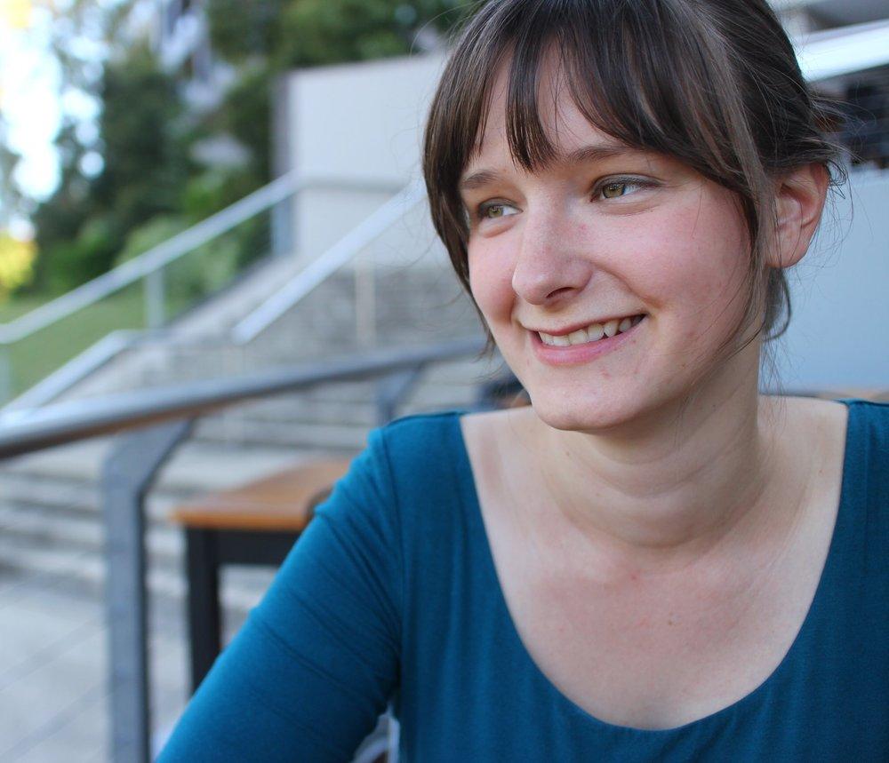Lucy Bain, Developer Team Lead at Atlassian