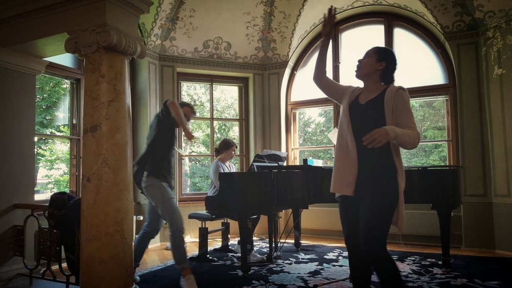 Acting Jazz - Find your inner jazzer. Voice and performance training for actors.