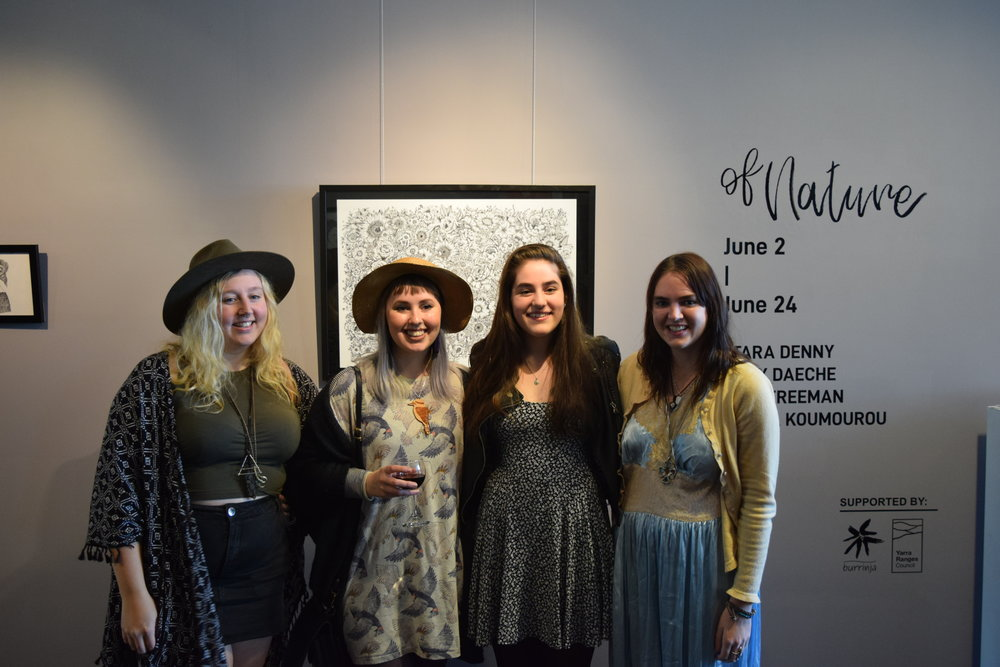 Exhibiting Artists