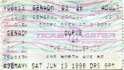 Curve 1998