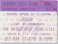 KMFDM 1995