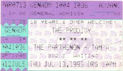 Prodigy 1995