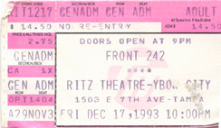 Front 242 1993